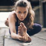 Yin Yang bij Yogastudio See You